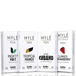 Myle Pre-Filled Nicotine Salt Flavor Pods - (4ct)