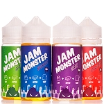 Jam Monster E--Liquid - 100ml