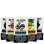4x Pods Pre-Filled Nicotine Salt Compatible Pods (4ct)