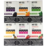 Mr Fog Pods Pre-Filled Nicotine Salt Compatible Pods (4ct)